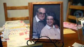 Couple Married 67 Years Die Five Hours Apart Holding Hands