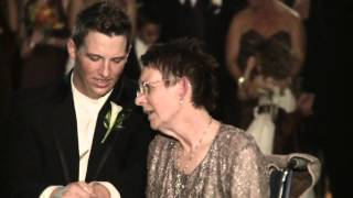 Touching Mother-Son Wedding Dance