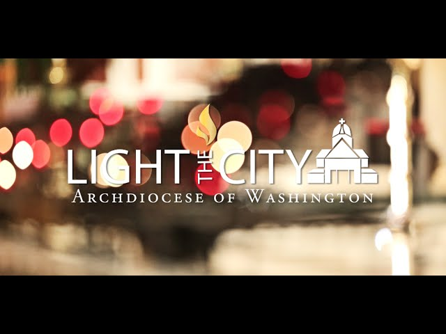 Catholics Take to D.C. Streets to Share the Light of Christ