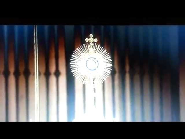 Eucharist 'Beats' like Heart - UNCONFIRMED