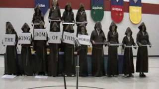 Funny Catholic School Christmas Program