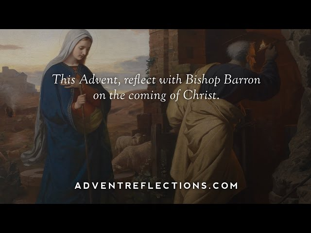 Bishop Barron's Daily Advent Reflections