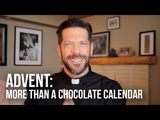 Not About Chocolate Calendars