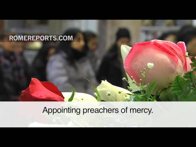Key points about the Year of Mercy.