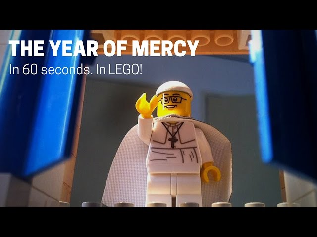 Year of Mercy in 60 Seconds