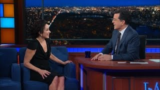 Steven Colbert & Patricia Heaton Catholic Throwdown!