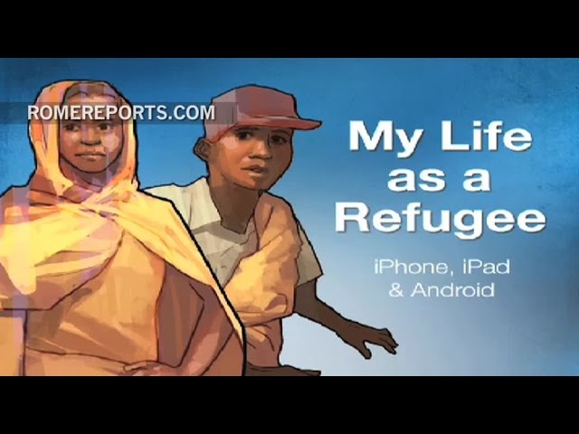 Life as a Refugee App