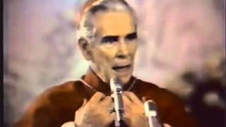 Confession with Bishop Fulton Sheen