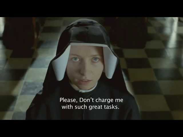 Faustina - The Apostle of Divine Mercy - Trailer