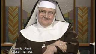 God's Mercy - Mother Angelica