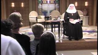 Blueprint for Life - Mother Angelica