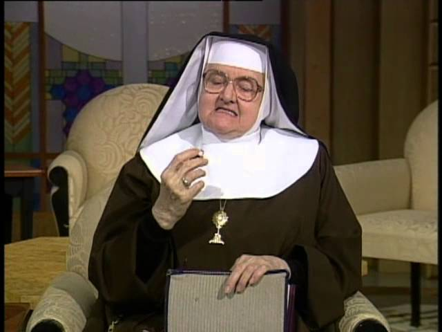 Heaven and Angels - Mother Angelica