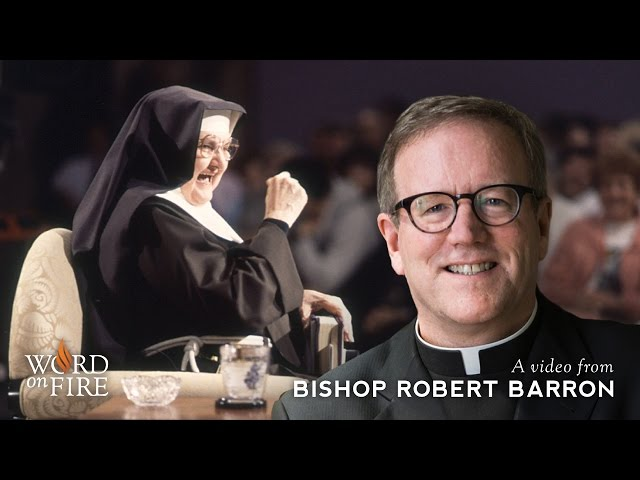 Mother Angelica - by Bishop Barron