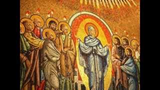 Mary and Pentecost
