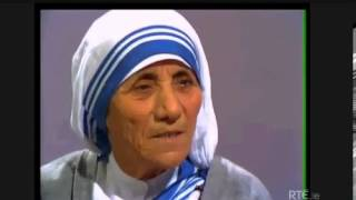 An Interview with Mother Teresa