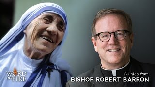 Bishop Barron on Mother Teresa