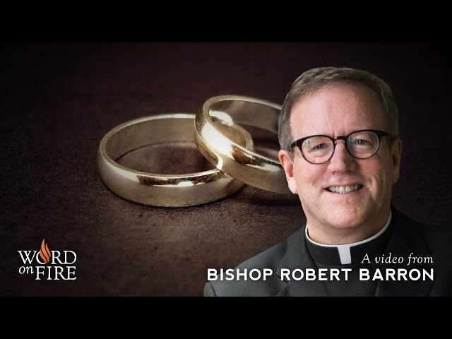 Marriage and Relationships by Bishop Barron