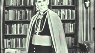 Fulton Sheen and Suffering