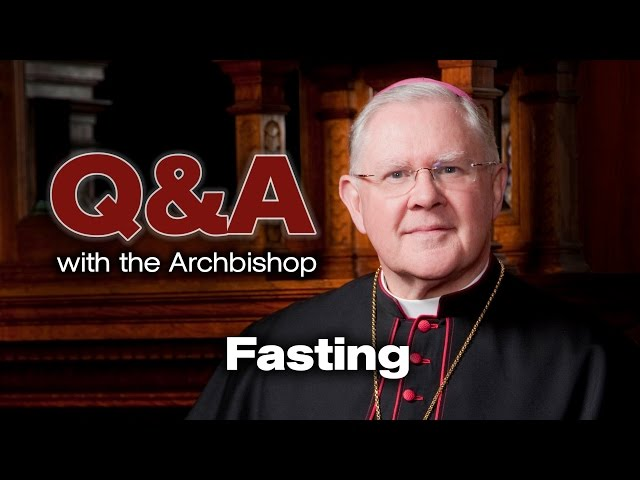 The Purpose of Fasting