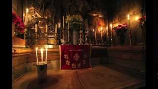 Holy Fire at Holy Sepulchre