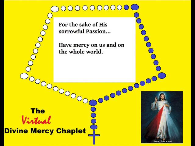 How to Pray the Chaplet