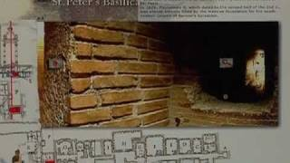 Virtual Tour of St. Peter's Tomb