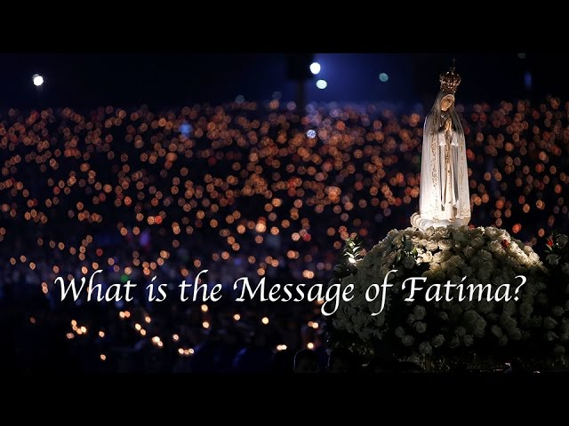 Message of Fatima