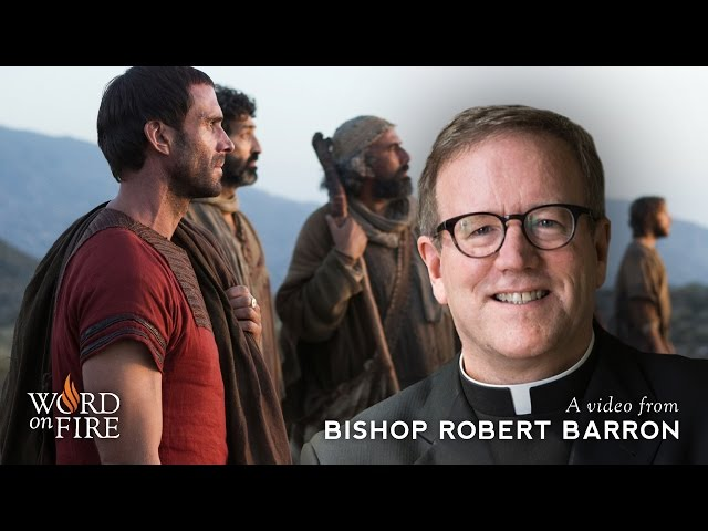 Bishop Barron on Risen