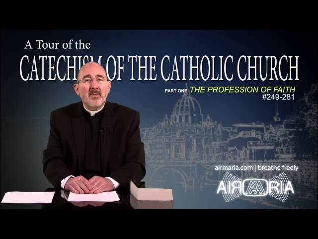 The Holy Trinity - Catechism