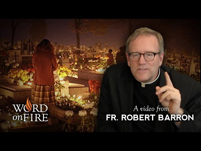 Bishop Barron on All Saints Day