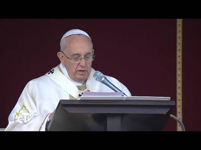 Pope Francis on Christ the King