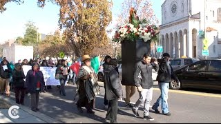 Procession in Washington DC